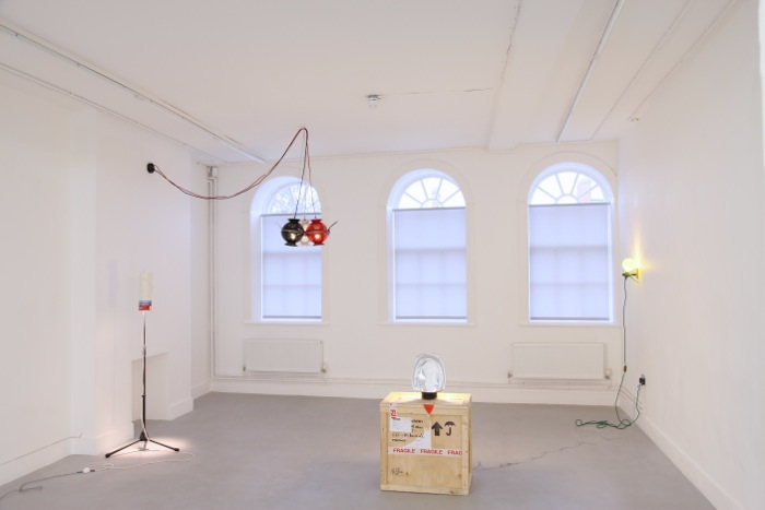 Ryan Gander, Make every show like it's your last