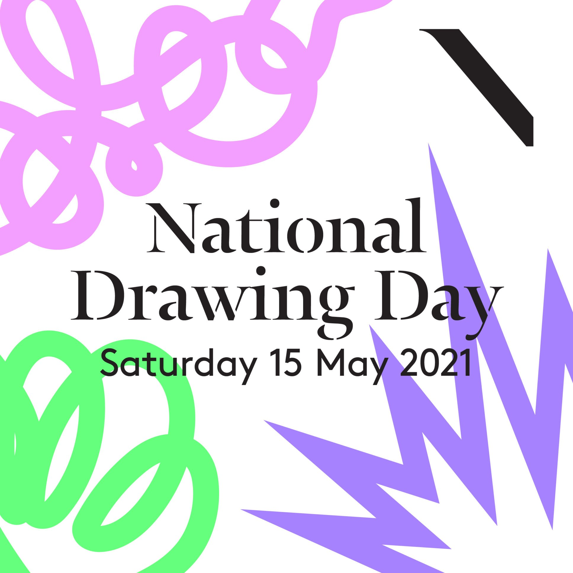 National Drawing Day: 'Mud'