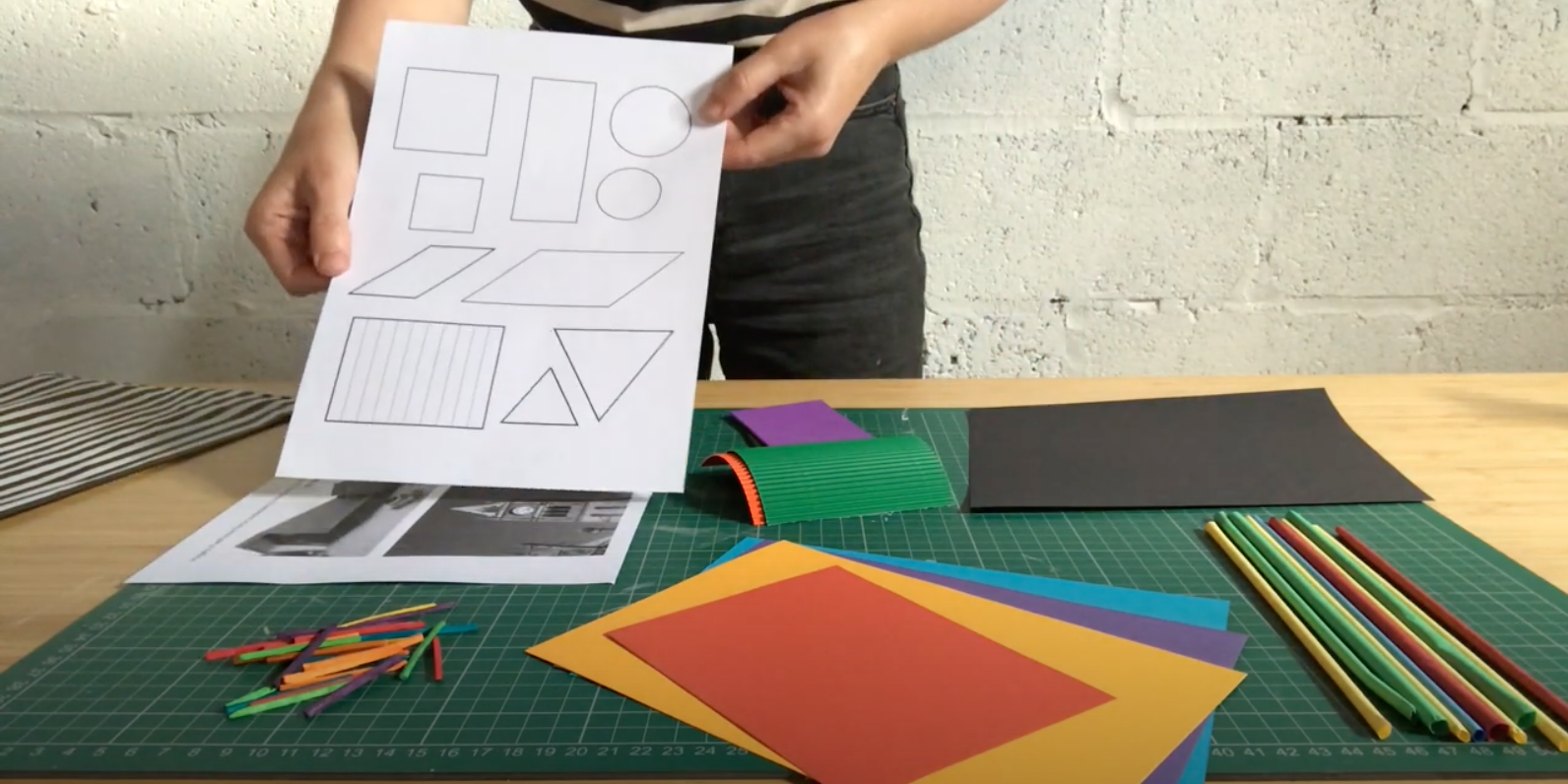 Schools Programmes: Rhombus