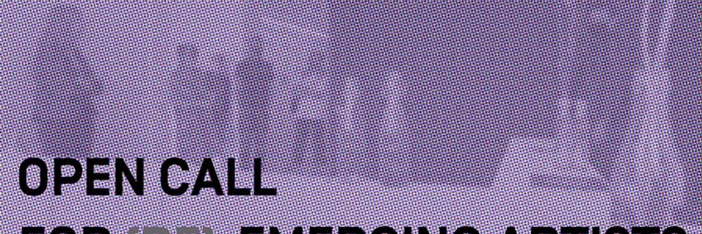Web call purple grey