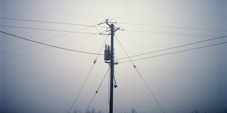 Christopher Steenson, 'Electricity (Annascaul)', 2019, 35mm negative scanned to digital