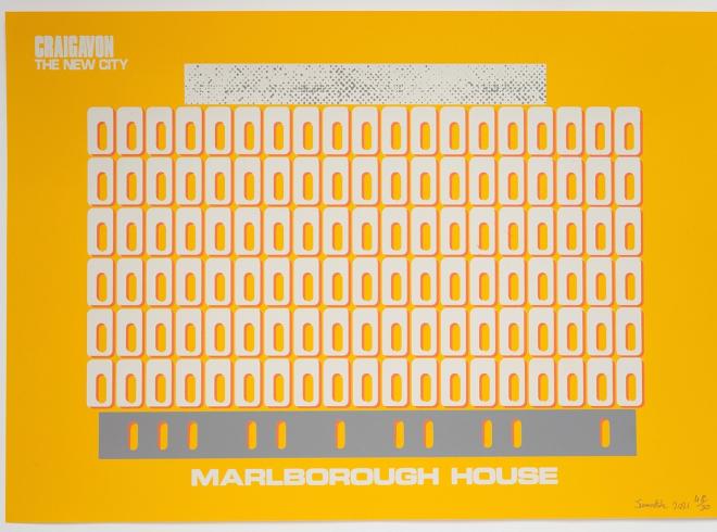 Marlbourough House James Ashe