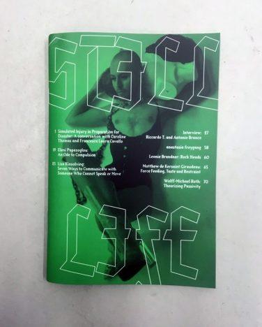 'STILL LIFE' Issue 3 – Hamish MacPherson