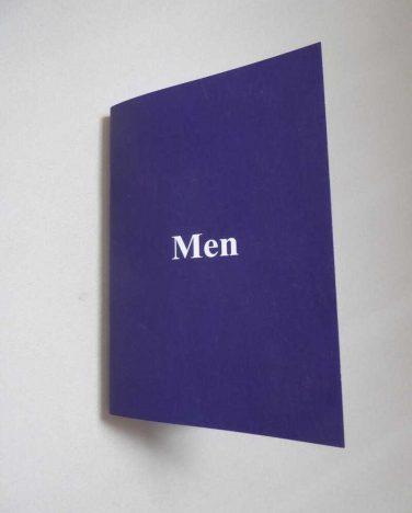 'Men' guest publication – Lynda Morris